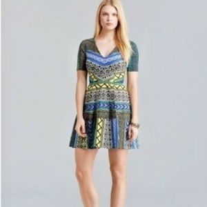 Tracy Reese size 0 Directional Frock Tribal
